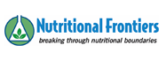 Nutritional Frontiers