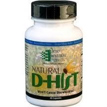 Natural Anti-Histamine
